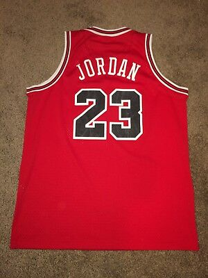 hot sale online 8c833 6bc48 MICHAEL JORDAN CHICAGO Bulls Nike Swingman Jersey