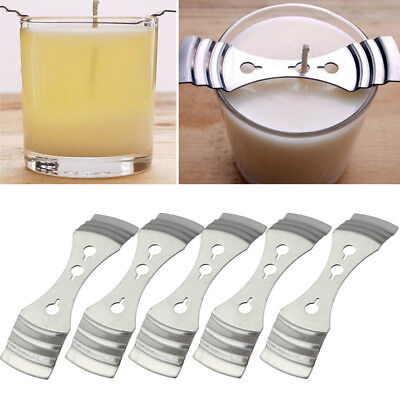 Wicks Holders Candle Core Holder Candle Wicks Centering Device Stainless Steel