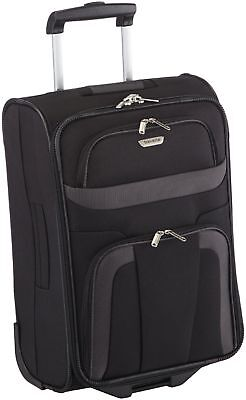 Travelite Roller Case 098487 Orlando 2 Wheel Trolley Small 37 Liters Black 82772
