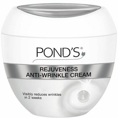 POND'S Rejuveness Anti-Wrinkle Cream Firms Skin Visibly Reduces Lines 1.75 oz