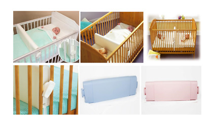 Safababy Cot Divider for Newborn Birth to 7 Months Suitable for Twins