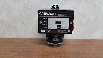 NEW Ashcroft B420S Pressure Switch