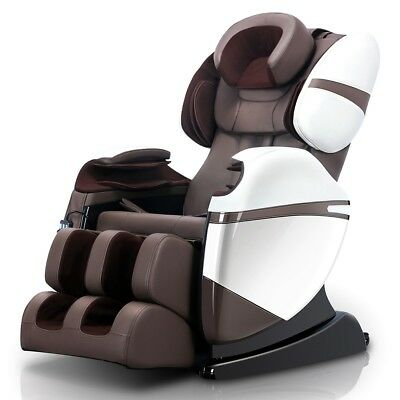 360 Degree Massage Recliner Chair Heated Swivel Rock Ergonomic Lounge Pop.