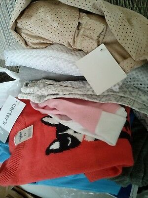 Yard Sale Box - All New Items with Tags! 14 items Baby & Adults
