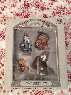 Hallmark Keepsake Ornament 2007 Looney Tunes Trick-or-Treating in Oz NIB