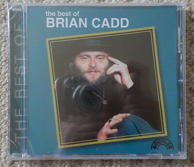 Brian Cadd - The Best Of Brian Cadd (Greatest Hits) - CD ALBUM [NEW & SEALED]