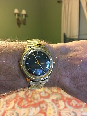 Vintage 1979 Timex Marlin - serviced, running great, Warranty, make an offer!