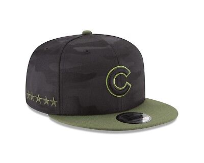 db825224e CHICAGO CUBS NEW Era 2018 Memorial Day 9Fifty Snapback Adjustable ...