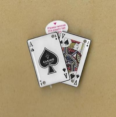 Casino Lac-Leamy Official Flashing Pin New