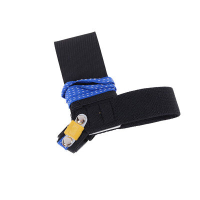 Anti Static ESD Adjustable Foot Strap Heel electronic Discharge Band Ground new.