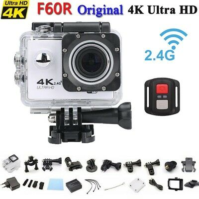 "2"" HD 1080P Wifi Wireless ActionCam Sport Video Kamera DV Helmkamera Wasserdicht"