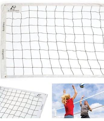 Outdoor Volleyball Net Professional Sport Regulation Heavy Duty