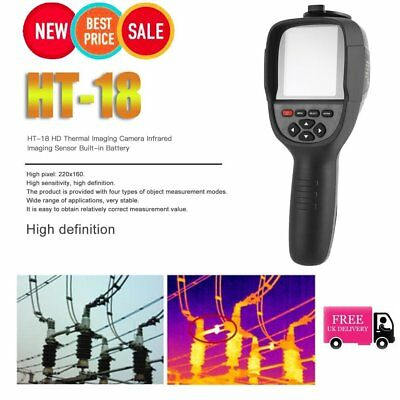 HT-18 HD-Thermografie Kamera Infrarot Imaging Sensor Built-in Battery  DE