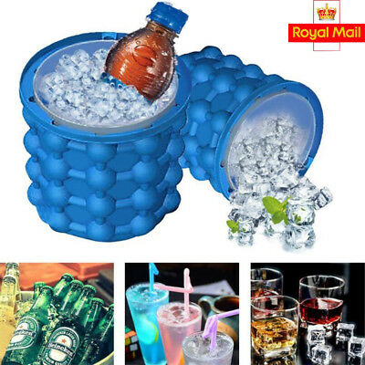 New Ice Cube Maker Genie The Revolutionary Space Saving Ice Cube Maker Ice HOT