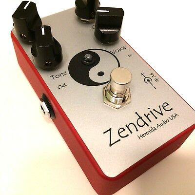 LovePedal Hermida Audio Zendrive Overdrive Pedal