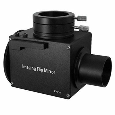 "1.25"" Astrophotography Flip Mirror - The Flip Mirror For Precise Focusing 697001"