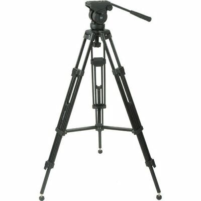 Vt-3000 Professional High Performance Tripod System With Fluid Head 847628547667