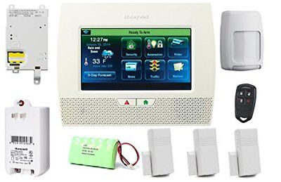 Lynx Touch L7000 Gsm Security Alarm Package With 3Gl Cellular Communicator  *New