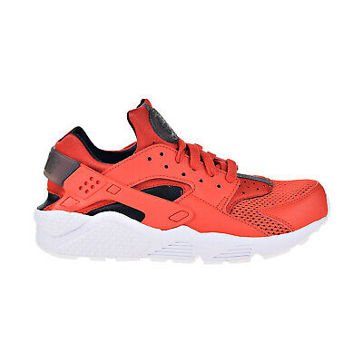 54e8371901731 Nike Air Huarache Men s Running Shoes Habanero Red Black White 318429-609