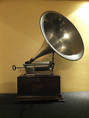 Pathe Phonograph no 1 reversible no gramophone no edison