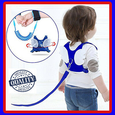 Anti Lost Link 2 meters Wrist Leash for Kids Toddlers Child Safety Wristbands