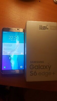Samsung s6 edge plus 32gb (unlock) good condition