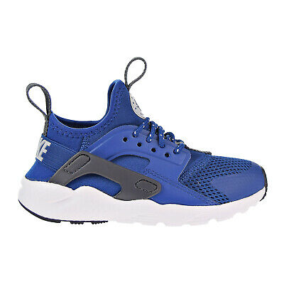 f3243c35d7 Nike Huarache Run Ultra Little Kids' Shoes Gym Blue/Wolf Grey/White 859593