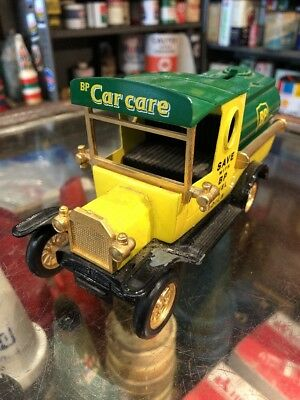 BP Tin Toy Truck Modern Diecast