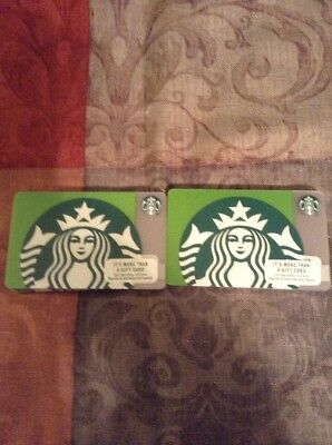 Starbucks Coffee Gift Card 2018 SIREN GIFT CARD NEW - Lot of 20 Rolling Price
