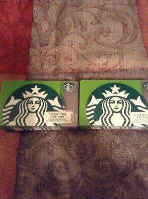 Starbucks Coffee Gift Card 2018 SIREN GIFT CARD NEW - Lot of 50 Rolling Price