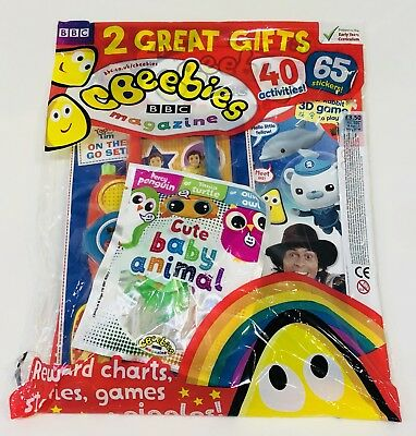 CBeebies Magazine #505 - DOUBLE GIFT SPECIAL! (NEW)