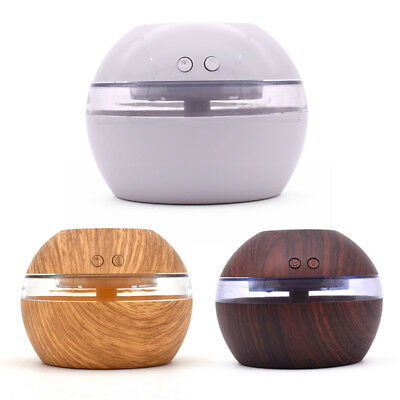 Essential Oil Aroma Diffuser Air Humidifier Mist Purifier Aromatherapy 300ml HOT