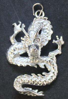 Dragon Pendant 316 Stainless Steel