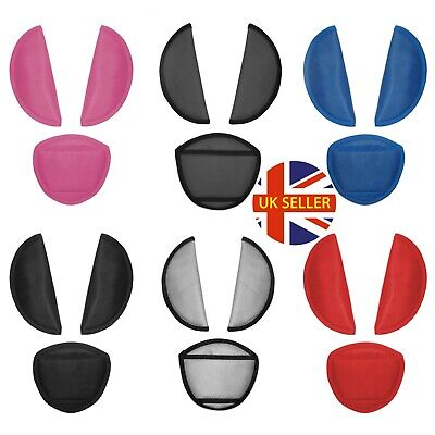 Baby Car Seat Pushchair Belt Crotch Cover Harness Shoulder Straps Pads Maxi Cosi