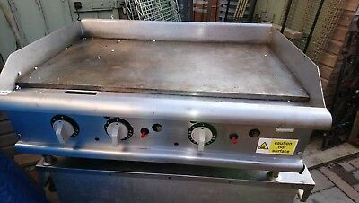 """36"""" Heavy Duty Gas Flat Top Griddle Hotplate Commercial Catering Apw Wyott"""