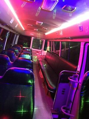$100 Party Bus Hire Gift Certificate