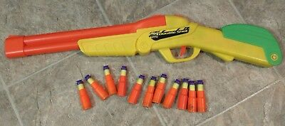 Buzz Bees Toys Double Shot Dart Gun W/11 Darts