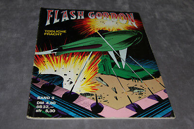 Flash Gordon Nr.9 → Tödliche Fracht