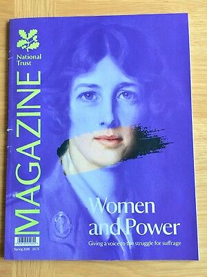 National Trust Magazine Spring 2018 Women and Power
