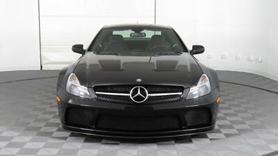 Mercedes-Benz SL-Class SL 65 AMG Black Series 2009 MB SL65 BLACK SERIES AMG ONLY 6K MILES