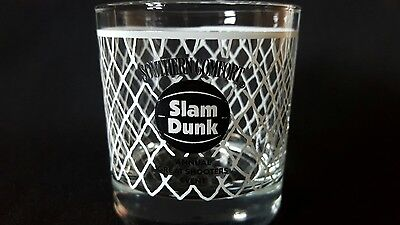 Southern Comfort Whiskey Slam Dunk Annual Great Shooters Event Glass!
