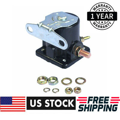 New Ford Starter Car Truck Solenoid Relay 12V HeavyDuty SW3 Assembled In USA