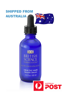 British Science Formulations® Healthy Hair Growth Serum.hair Regrowth Formula!!!