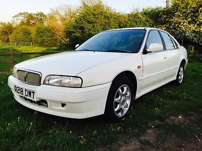 1998 ROVER 600 SERIES 618i ONLY 53K MILES!!!! AND ONLY 1 OWNER FROM NEW