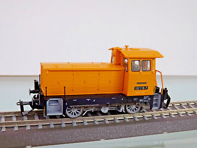PIKO 47502 - TT Gauge - Diesel Locomotive BR 102 118-7 The Dr, Epoch IV -