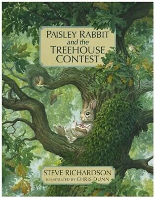 Paisley Rabbit and the Treehouse Contest (Paperback or Softback)