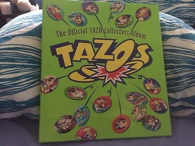 Tazos (1995-1996). COMPLETE SETS! Rare & Discontinued Collectors Items.