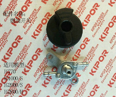 KGE1000Ti-07300 Fuel Tap Switch Assembly For Kipor IG1000 Generators