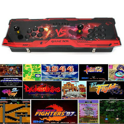 645 In Pandora Box 4S 1 Multiplayer  Arcade Console Joystick Video Game Gifts