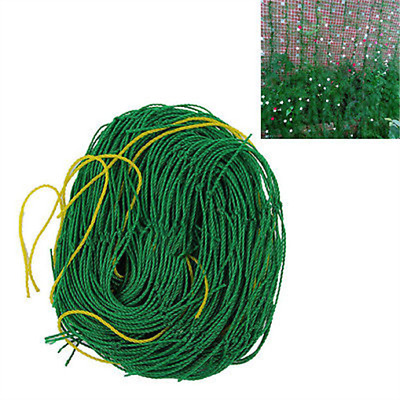 Durable Garden Nylon Plant Net Grow Fence Trellis Netting Support Climbing Bean